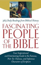 Fascinating People of the Bible - eBook