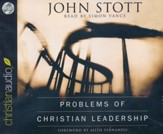 Problems of Christian Leadership - unabridged audiobook on CD