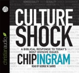 Culture Shock: A Biblical Response to Today's Most Divisive Issues - unabridged audiobook on CD