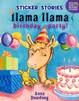 Llama Llama, Birthday Party!