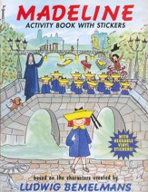 Madeline: The Magnificent Activity Book