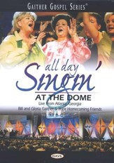 All Day Singin' At The Dome, DVD