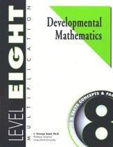 Developmental Math, Level 8, Student Workbook