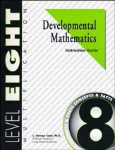 Developmental Math, Level 8, Educator's Guide