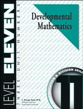 Developmental Math, Level 11, Student Workbook