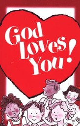 God Loves You! Tracts, 25