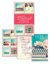 Life is Beautiful, Notebook Set
