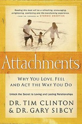 Attachments: Why You Love, Feel, and Act the Way You Do - eBook