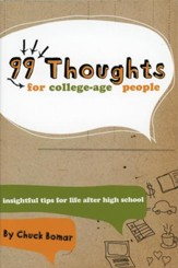99 Thoughts for College-Age People