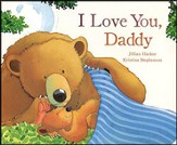 I Love You Daddy Boardbook