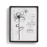Life is a Beautiful Collection of Small Daily Miracles Wall Art