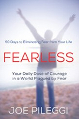 FearLess: 90 Days to Eliminating Fear from Your Life - eBook