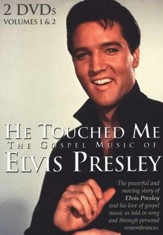 He Touched Me: The Gospel Music of Elvis Presley, Volumes 1 & 2, 2 DVDs
