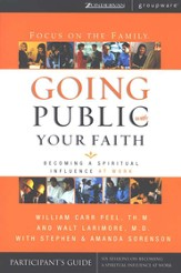 Going Public with Your Faith Participant's Guide