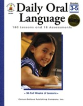 Daily Oral Language Grades 3-5