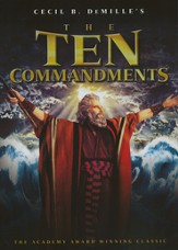 The Ten Commandments: 55th Anniversary Edition, 2 DVDs