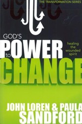 God's Power To Change: Healing the Wounded Spirit - eBook