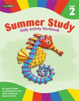 Summer Study Daily Activity Workbook: Grade 2