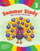 Summer Study Daily Activity Workbook: Grade 3