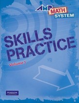 AMP Math System Skills Practice  Workbook Volume 1, Level 3