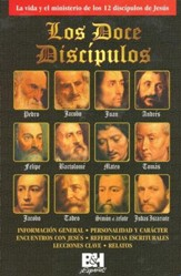 Los Doce Discípulos Folleto (The Twelve Disciples Pamphlet)