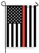 Thin Red Line American Flag, Small