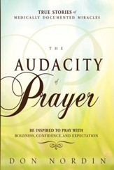 The Audacity of Prayer: When Ordinary People Receive Healing Answers from God - eBook