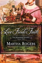 Love Finds Faith - eBook