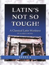Latin's Not So Tough! Level 4 Workbook