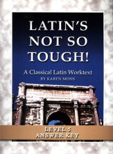Latin's Not So Tough! Level 5 Full Text Answer Key