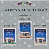 Latin's Not So Tough! Pronunciation CD for Levels 1-3