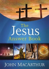 The Jesus Answer Book - eBook
