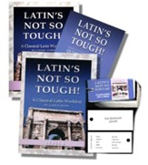 Latin's Not So Tough! Level 6 Full Workbook Set