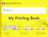 My Printing Book (Student Workbook;  2018 Edition)