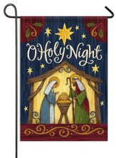 O Holy Night, Small Flag