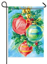 Joy, Shining Ornaments Flag, Small