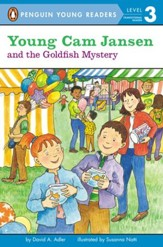 Young Cam Jansen and the Goldfish Mystery - eBook