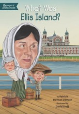 What Was Ellis Island? - eBook