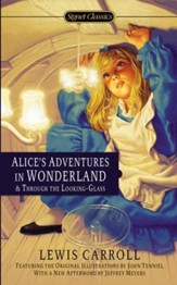 Alice's Adventures in Wonderland and  Through the Looking Glass - eBook