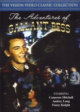 Adventures of Galliant Bess (1948), DVD