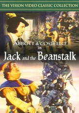 Jack and the Beanstalk, DVD