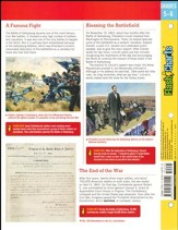 Gettysburg Address FlashCharts