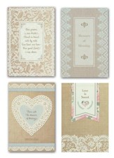 Wedding Shower With Blessing, Boxed Cards