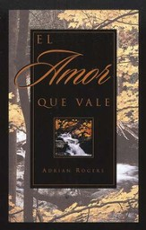El Amor que Vale, Paq. de 25 Tratados  (Love Worth Finding, Pack of 25 Tracts)