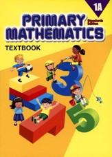 Primary Mathematics Textbook 1A  (Standards Edition)