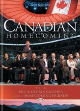 Canadian Homecoming, DVD