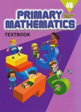 Primary Mathematics Textbook 4B (Standards Edition)