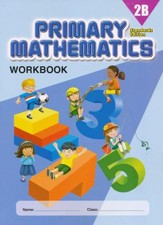 Primary Mathematics Workbook 2B (Standards Edition)