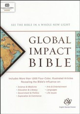 ESV Global Impact Bible, Hardcover