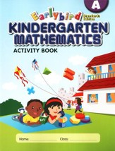EarlyBird Kindergarten Math (Standards Edition)  Activity Book A